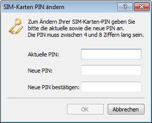 Pin Der Sim Karte ändern.ändern Der Sim Karten Pin