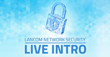 Webinar: LANCOM Network Security
