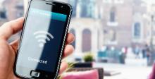 Handy mit Hotspot Login - Hotspot Rechtsleitfaden kostenlos anfordern