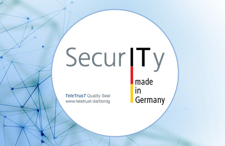Logo IT Security made in Germany