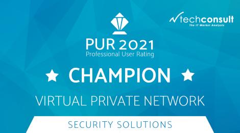 PUR Award für die LANCOM VPN-Lösung
