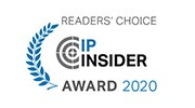 IP-Insider Readers' Choice Awards 2020