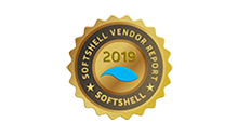 Logo Softshell Vendor Award 2019