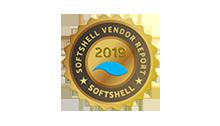 Logo Softshell Vendor Auszeichnung 2019