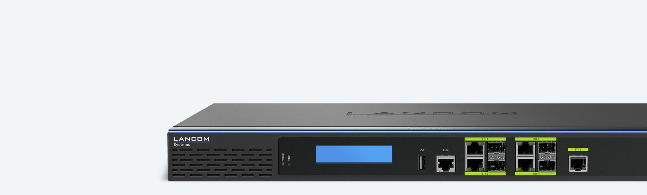 Kollage LANCOM WLAN-Controller