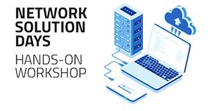 Logo LANCOM Network Solution Days - Hands-On Workshop