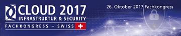 CLOUD 2017 Infrastruktur & Security Fachkongress
