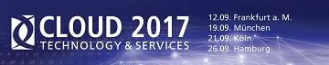 CLOUD Technology Conference 2017