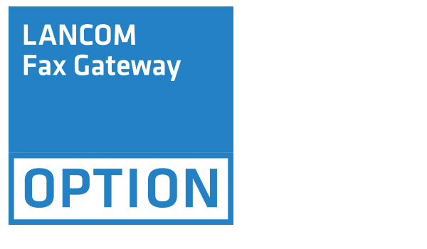 LANCOM Fax Gateway Option