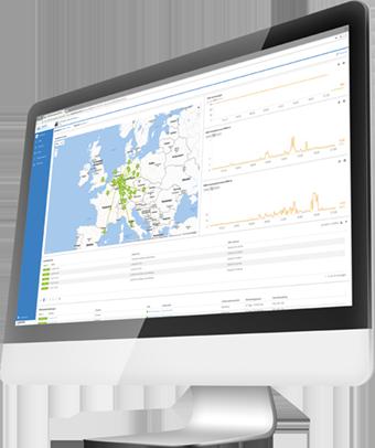 SD-LAN Monitoring