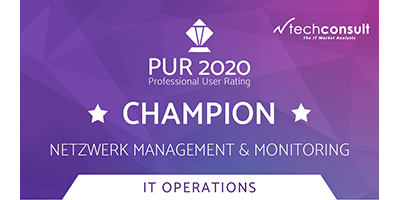 PUR IT-Ops Award 2020
