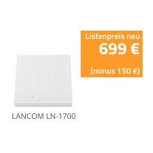 LANCOM LN-1700 - 11ac Wave 2 Access Point mit 4 x 4 Multi-User MIMO