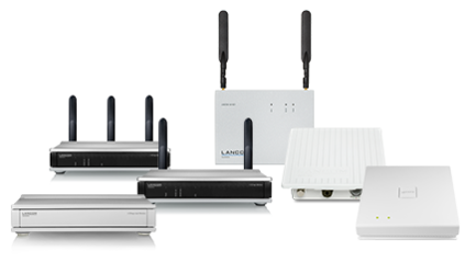Produkt Collage LANCOM Access Points